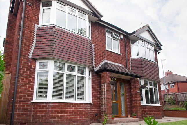Thumbnail Detached house for sale in Allerton Road, Trentham, Stoke-On-Trent