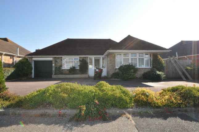 Thumbnail Detached bungalow for sale in Findon Close, Bexhill-On-Sea