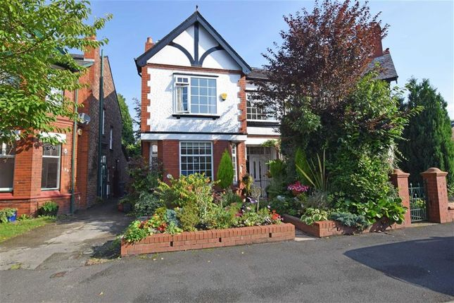Thumbnail Semi-detached house for sale in Atwood Road, Didsbury, Manchester