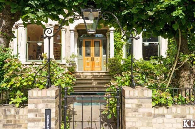 Thumbnail Detached house for sale in Kemplay Road, Hampstead Village, London