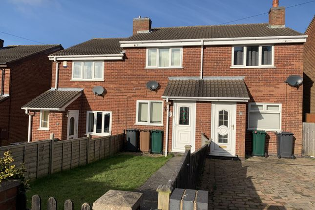 Thumbnail Town house to rent in Windmill Street, Church Gresley, Swadlincote