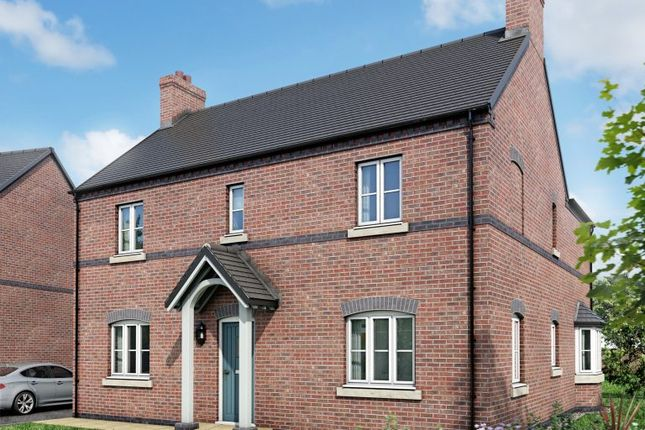 Thumbnail Detached house for sale in Holborn View, Codnor, Ripley