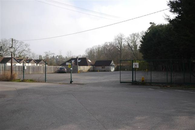 Thumbnail Land to let in Site Cophall Farm Business Park, Effingham Road, Copthorne, West Sussex, Crawley