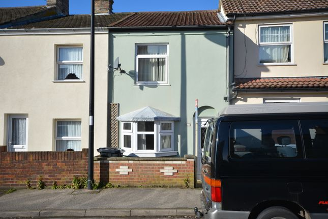 Thumbnail Terraced house to rent in Cambridge Road, Lowestoft, Suffolk