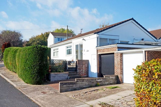 Thumbnail Semi-detached bungalow for sale in Highfield Close, Dinas Powys