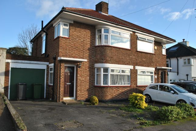 3 bed semi-detached house for sale in View Road, Potters Bar EN6