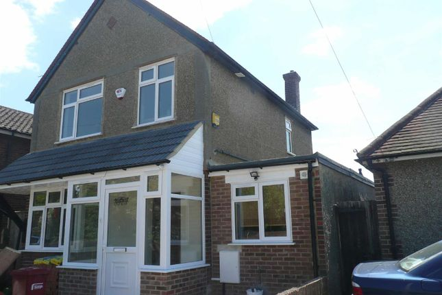 Thumbnail Flat to rent in Chalvey Grove, Slough