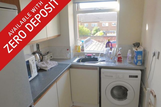 1 bed flat to rent in Blaby Road, Wigston LE18