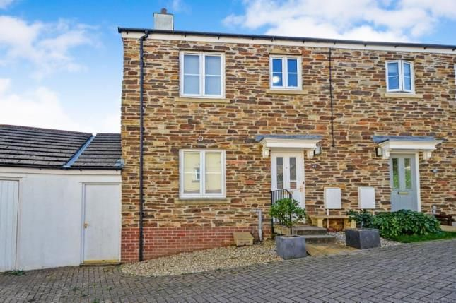 Thumbnail Semi-detached house for sale in Penryn, Cornwall