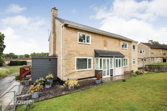 Thumbnail Semi-detached house for sale in Moorfields Road, Bath