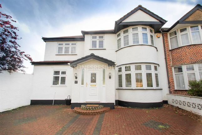 Thumbnail Semi-detached house to rent in College Hill Road, Harrow