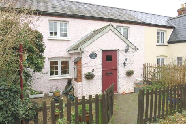 Thumbnail Terraced house for sale in High Street, Chrishall, Royston