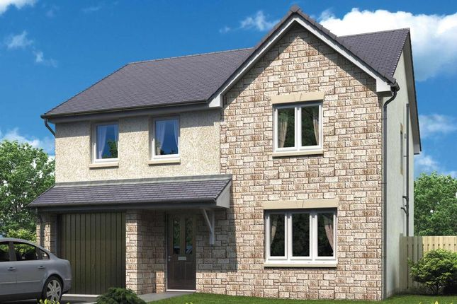 "Thumbnail Detached house for sale in ""The Geddes 2 - Plot 136"" at Slateford Road, Bishopton"