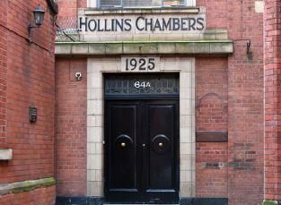 Thumbnail Office to let in Hollins Chambers, 64A Bridge Street, Manchester