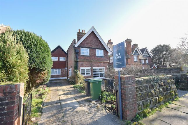 Thumbnail Detached house for sale in Albany Road, St. Leonards-On-Sea