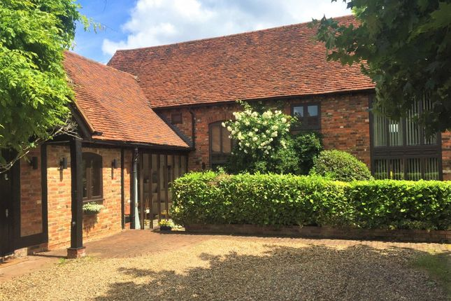Thumbnail Barn conversion for sale in Bedmond Road, Bedmond, Abbots Langley