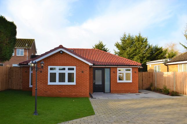 Thumbnail Detached bungalow for sale in Theobald Street, Borehamwood