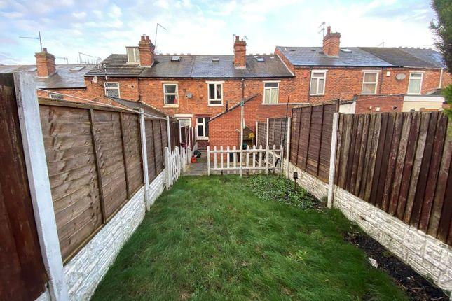 Rear Garden of Bradleymore Road, Brierley Hill DY5