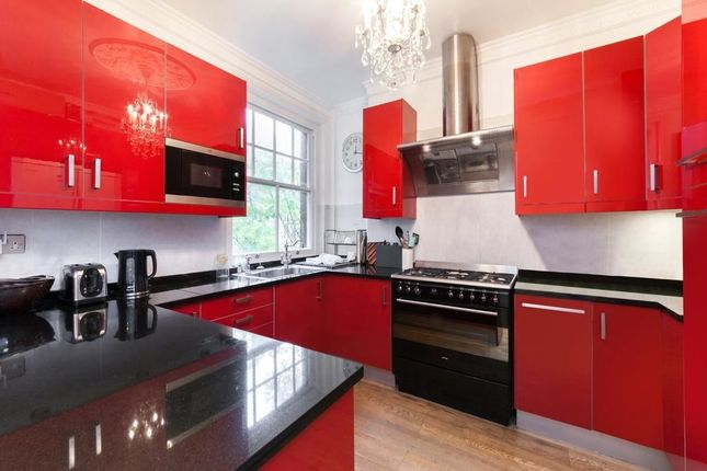 Thumbnail Flat for sale in Smyrna Mansions, Smyrna Road, West Hampstead