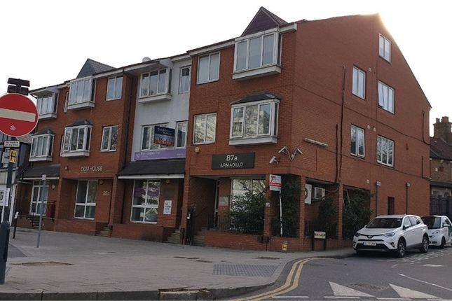Thumbnail Office to let in Wembley Hill Road, Wembley, Middlesex