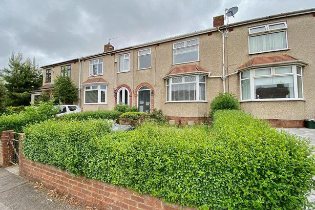 Thumbnail Terraced house to rent in Hawthorn Avenue, Hanham, Bristol