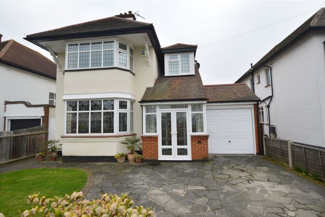 Thumbnail Detached house for sale in Parkanaur Avenue, Thorpe Bay, Essex