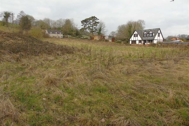 Thumbnail Property for sale in Building Plots Adjacent To Belle Vue, Garthmyl, Montgomery, Powys