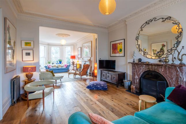 Thumbnail Semi-detached house for sale in King Henrys Road, Primrose Hill, London