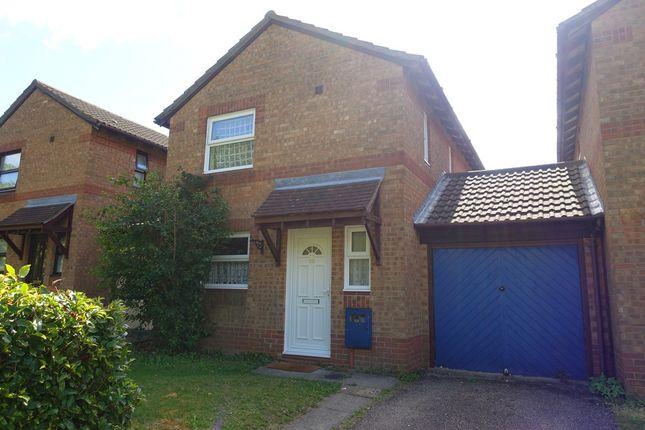 Thumbnail Detached house to rent in Oldbrook Boulevard, Oldbrook, Milton Keynes