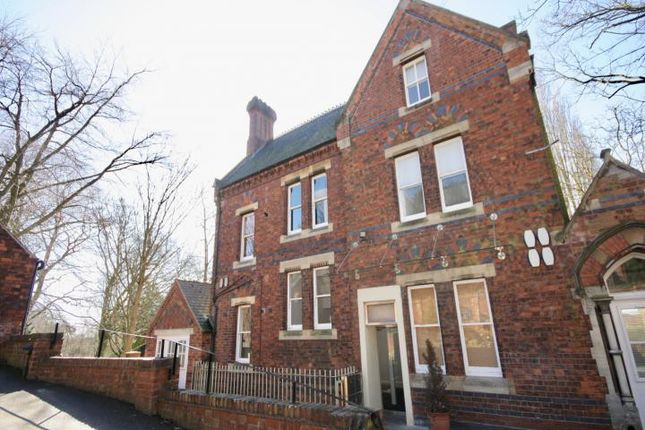 Thumbnail Flat to rent in Lindum Terrace, Lincoln