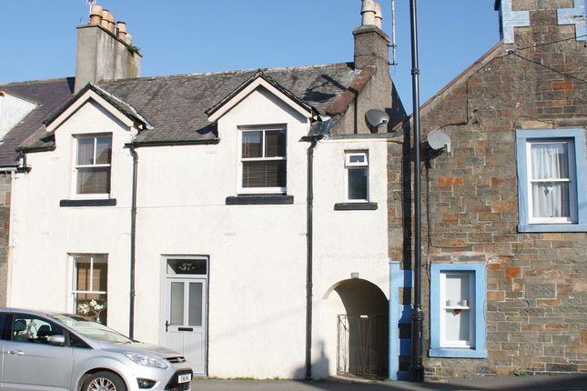 Thumbnail Terraced house for sale in St Cuthbert Street, Kirkcudbright