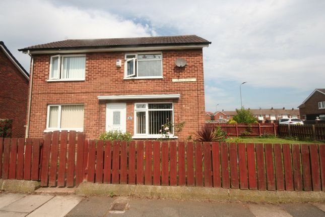 Thumbnail Semi-detached house for sale in Oban Road, Pallister Park, Middlesbrough