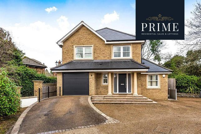 5 bed detached house for sale in Station Approach, East Horsley KT24