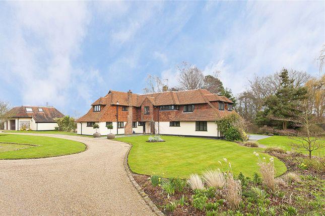Thumbnail Detached house to rent in Hatchford House, Ockham Lane, Cobham, Surrey