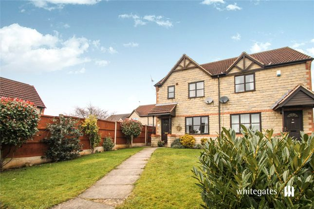 Thumbnail Semi-detached house to rent in Tilia Close, Scunthorpe
