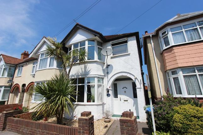 Thumbnail Terraced house to rent in Stanton Road, Southampton