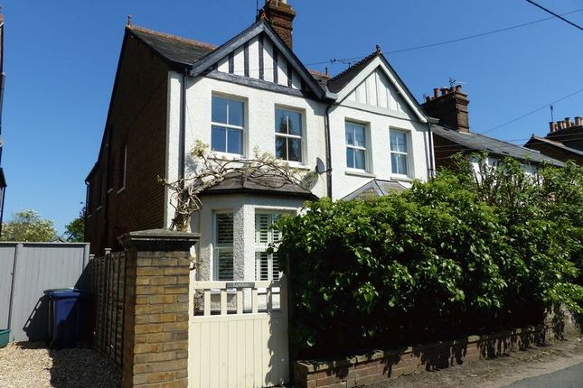 Thumbnail Semi-detached house for sale in Hedsor Road, Bourne End