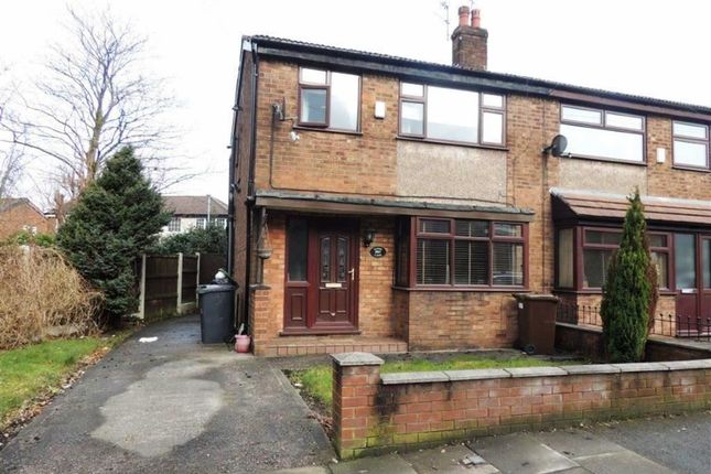 Thumbnail Semi-detached house for sale in Sandy Lane, Littlemoss, Droylsden