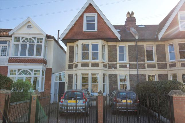 Thumbnail Semi-detached house for sale in Brecon Road, Henleaze, Bristol