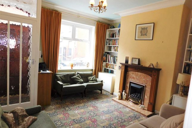 Reception Room of Fisher Street, Oldham OL1