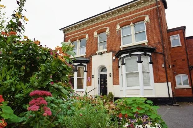 Thumbnail Flat for sale in 8 Alcester Road, Moseley, Birmingham