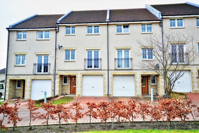 Thumbnail Town house for sale in Caledonia Court, Rosyth, Dunfermline