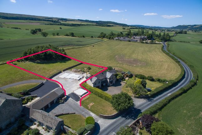 Thumbnail Land for sale in Building Plot, Butt Yeats, Hornby, Lancaster
