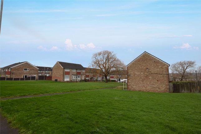 External of Heathcroft Drive, Leeds, West Yorkshire LS11