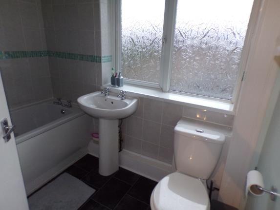 Bathroom of Langstrath Road, Clifton, Nottingham, Nottinghamshire NG11