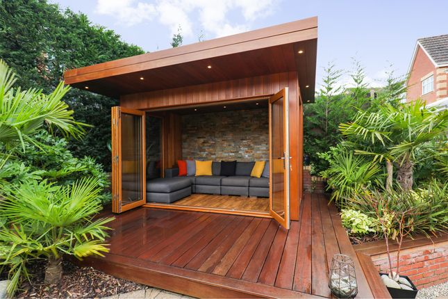 Garden Room of Moorthorpe Dell, Owlthorpe, Sheffield S20