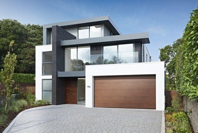 Thumbnail Detached house for sale in Mount Grace Drive, Poole, Dorset