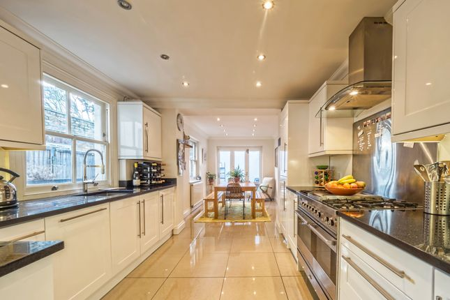Thumbnail Terraced house to rent in Baring Street, London