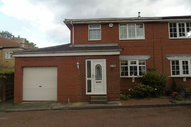 Thumbnail Semi-detached house to rent in Clifton Close, Ryton