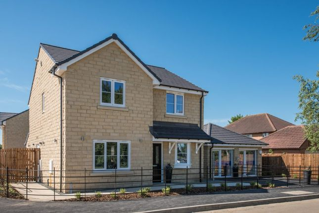 Thumbnail Detached house for sale in Scholars Park, Bourne Avenue, Darlington, County Durham